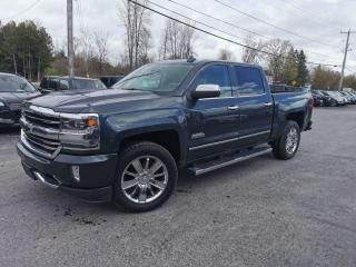 Used 2017 Chevrolet Silverado 1500 High Country Short Box for sale in Madoc, ON