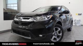 Used 2017 Honda CR-V EX + AWD + TURBO + BLUETOOTH + CAMERA ! for sale in Trois-Rivières, QC