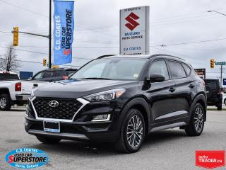 Used 2020 Hyundai Tucson Preferred AWD ~Heated Seats ~Pano Roof ~Backup Cam for sale in Barrie, ON