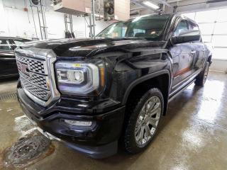 Used 2018 GMC Sierra 1500 DENALI 4X4 ULTIMATE PACK TOIT NAVIGATION *CUIR* for sale in St-Jérôme, QC