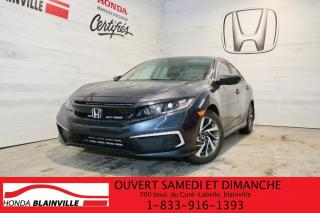 Used 2019 Honda Civic EX for sale in Blainville, QC