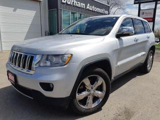 Used 2011 Jeep Grand Cherokee Overland for sale in Beamsville, ON