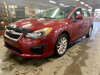 Used 2014 Subaru Impreza Hayon 5 portes CVT 2,0i avec groupe tour for sale in Trois-Rivières, QC