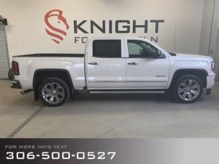 Used 2018 GMC Sierra 1500 Denali, Nice clean truck, Loaded, Low Km's! for sale in Moose Jaw, SK