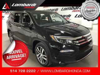 Used 2017 Honda Pilot TOURING|AWD|NAV|CUIR|TOIT| for sale in Montréal, QC