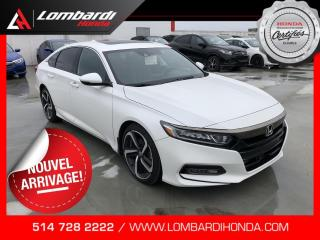 Used 2019 Honda Accord SPORT|AUTOMATIQUE|TOIT| for sale in Montréal, QC