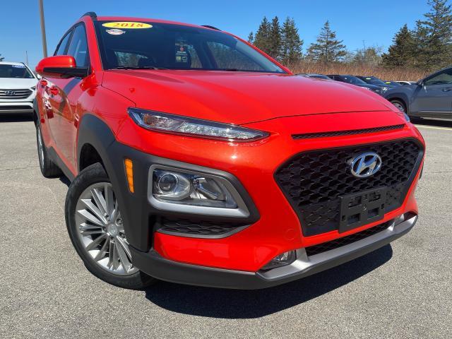 2018 Hyundai KONA AWD Preferred