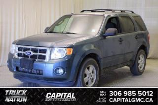 Used 2011 Ford Escape XLT 4WD for sale in Regina, SK