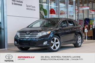 Used 2009 Toyota Venza LE V6! AWD! CERTIFIER SPINELLI! for sale in Lachine, QC