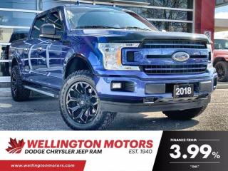 Used 2018 Ford F-150 XLT --> One Owner --> V8 --> One Owner !! for sale in Guelph, ON