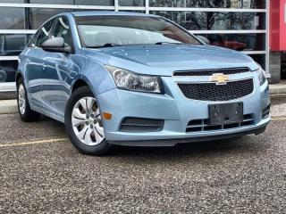 Used 2012 Chevrolet Cruze LS+ w/1SB >> Accident Free >> One Owner !! for sale in Guelph, ON
