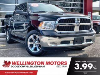 Used 2019 RAM 1500 Classic SLT / Crew Cab / 4X4 / Eco-Diesel !! for sale in Guelph, ON