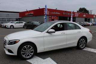 Used 2018 Mercedes-Benz C-Class C 300 4MATIC Sedan for sale in Surrey, BC