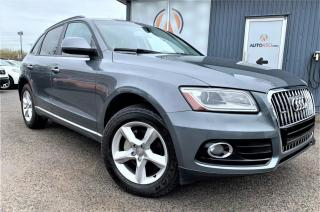 Used 2015 Audi Q5 ***KOMFORT,QUATTRO,2.0T,CUIR,MAGS*** for sale in Longueuil, QC