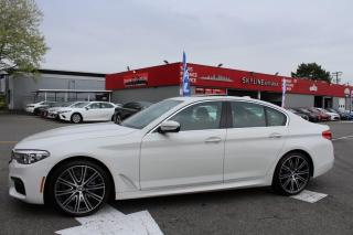 Used 2018 BMW 5 Series 530i xDrive Sedan for sale in Surrey, BC