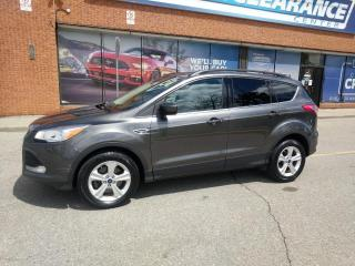 Used 2016 Ford Escape SE for sale in Mississauga, ON