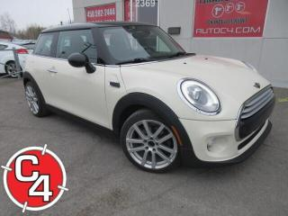 Used 2015 MINI Cooper Hardtop CUIR TOIT MAG for sale in St-Jérôme, QC