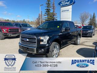 Used 2017 Ford F-150 Limited  for sale in Calgary, AB