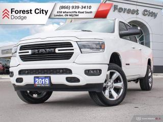 Used 2019 RAM 1500 SPORT for sale in London, ON