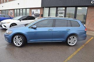 Used 2018 Volkswagen Golf Sportwagen HIGHLINE I AWD I NAVI I PANO for sale in Concord, ON