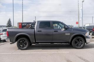 Used 2017 RAM 1500 OUTDOORSMAN REMOTE STARTER/TRAILER PACKAGE/SIDE ST for sale in Concord, ON
