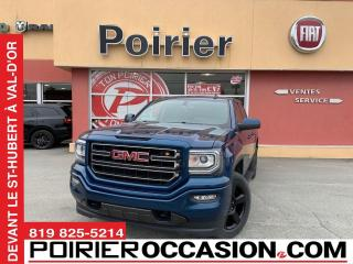 Used 2018 GMC Sierra 1500 ELEVATION for sale in Val-D'or, QC