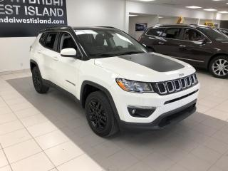 Used 2017 Jeep Compass 2.4L NORTH AUTO 4X4 TOIT PANORAMIQUE NAV for sale in Dorval, QC