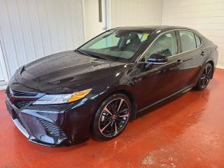 Used 2020 Toyota Camry XSE AWD for sale in Pembroke, ON