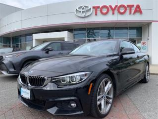 Used 2018 BMW 4 Series 440 xDrive Coupe for sale in Surrey, BC