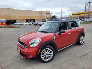 Used 2015 MINI Cooper Countryman Countryman S, AWD, Auto, 3/Y Warranty Available. for sale in Toronto, ON