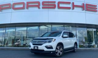 Used 2016 Honda Pilot EX-L RES 6AT AWD for sale in Langley City, BC