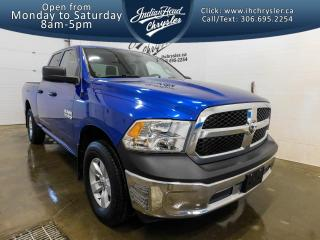 Used 2018 RAM 1500 ST 4x4   Back-Up Camera   Power Locks for sale in Indian Head, SK