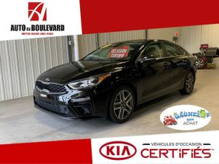 Used 2019 Kia Forte EX+ TOIT 22000KM TOUT EQUIPE SYSTEME SEC for sale in Notre-Dame-des-Pins, QC