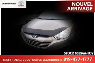 Used 2013 Hyundai Tucson SIÈGES CHAUFFANTS| AUTOMATIQUE| CARFAX OK for sale in Drummondville, QC