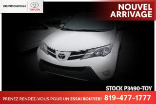 Used 2014 Toyota RAV4 XLE| INTÉGRALE| TOIT OUVRANT for sale in Drummondville, QC