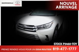 Used 2018 Toyota Highlander XLE| INTÉGRALE| CUIR for sale in Drummondville, QC