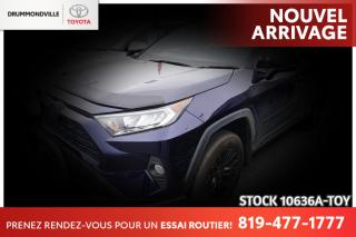 Used 2019 Toyota RAV4 XLE| INTÉGRALE| PEA for sale in Drummondville, QC