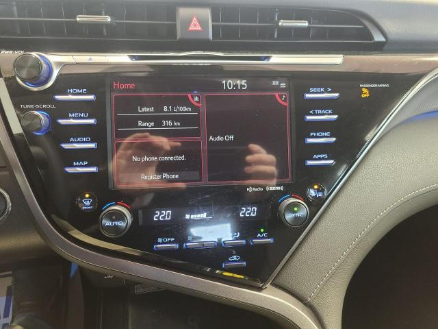 2020 Toyota Camry XSE AWD Photo13