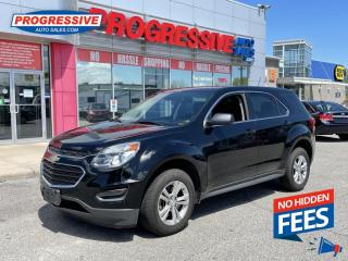 Used 2017 Chevrolet Equinox LS LOCAL TRADE / BACKUP CAMERA for sale in Sarnia, ON