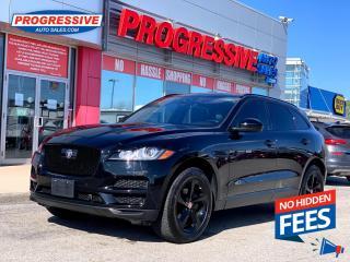 Used 2019 Jaguar F-PACE 20d Prestige for sale in Sarnia, ON
