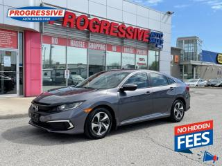 Used 2020 Honda Civic LX for sale in Sarnia, ON