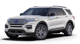New 2021 Ford Explorer LIMITED for sale in Thornhill, ON