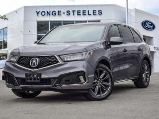 Used 2019 Acura MDX Elite 6 Passenger for sale in Thornhill, ON