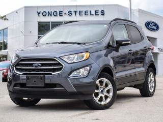 Used 2018 Ford EcoSport SE for sale in Thornhill, ON