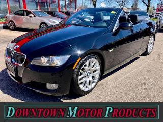 Used 2008 BMW 3 Series 328i Convertible for sale in London, ON