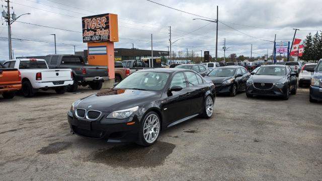 2008 BMW M5 *MANUAL 6 SPD*RARE 1OF1 RUBY BLACK*ONLY 98KMS