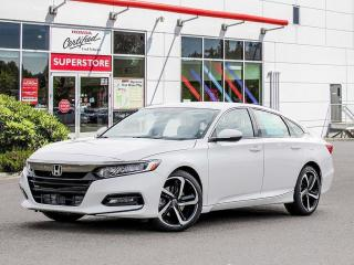 New 2021 Honda Accord Sedan Sport for sale in Port Moody, BC