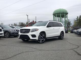 Used 2017 Mercedes-Benz GLS 450 SPORT PKG   SAFETY PKG for sale in Stittsville, ON