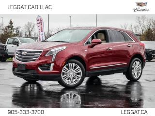 Used 2018 Cadillac XT5 Premium Luxury AWD | PANOROOF | NAVI | LOW KMS! for sale in Burlington, ON