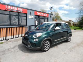 Used 2014 Fiat 500L Trekking for sale in St. Thomas, ON